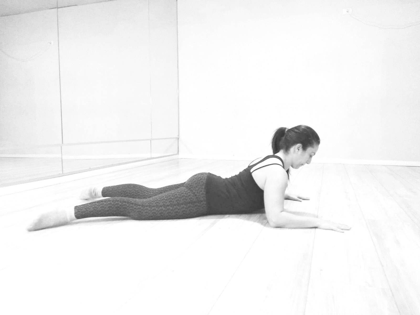 חשוב לחזק את שרירי הגב כדי למנוע כאבי גב אשר נובעים מישיבה מרובה.