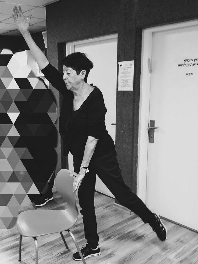 פילאטיס הוד השרון, תרגיל לחיזוק שרירי הגב, ישבן ושיווי משקל - מאת אדיר שרם