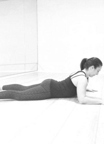 תרגיל #1: חיזוק שרירי הגב