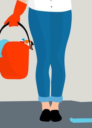 ניקיונות פסח גורמים לכם לכאבי גב? יש פתרון!