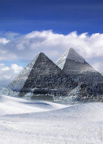 מה הקשר בין פסח, פירמידות ו…פילאטיס?