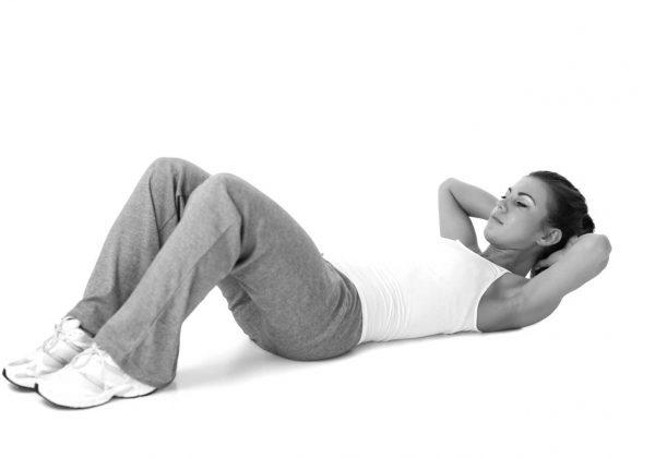טעויות נפוצות בביצוע תרגיל הבטן הקלאסי